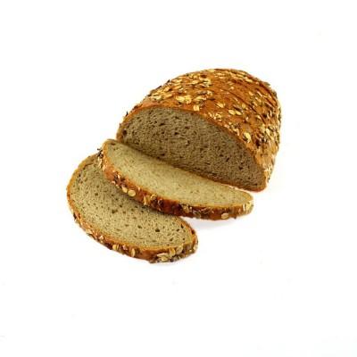 Chléb s posypem